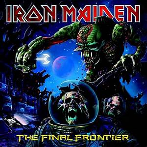 Iron Maiden / The Final Frontier 2015