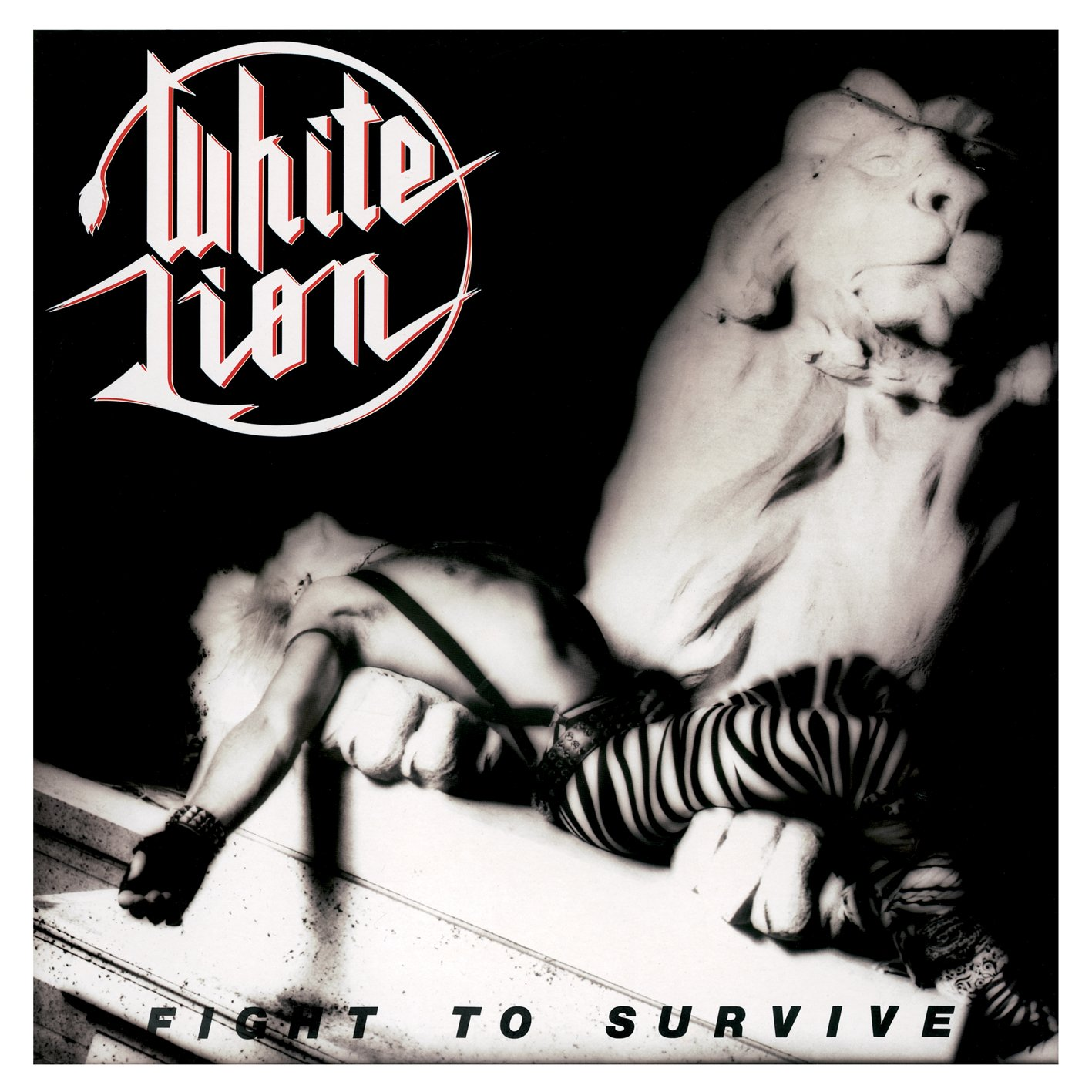 White Lion / Fight to survive